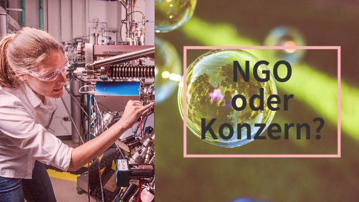 Industrie oder NGO